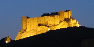 крепости и замки Сирии